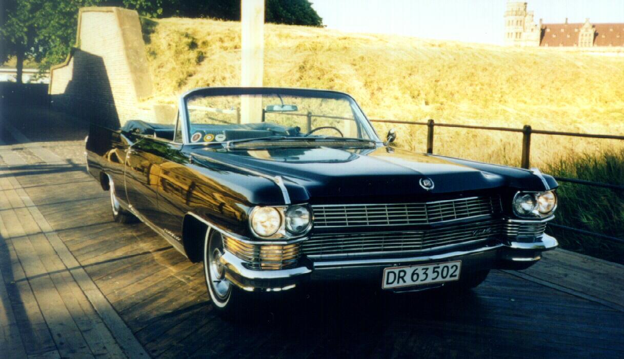 awesome Cadillac!